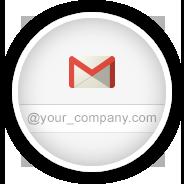 Gmail theo tên miền riêng